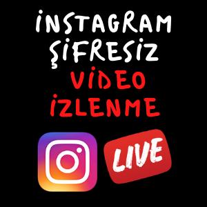 instagram şifresiz video izlenme